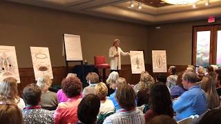 Growing Younger with Energy Medicine - Dr. Sue Morter at Celebrate Your Life