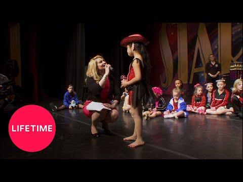 Dance Moms: Vivi-Anne Flubs the Awards Ceremony (Season 1, Flashback) | Lifetime