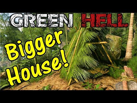 Let's Play Green Hell #11: Big House!