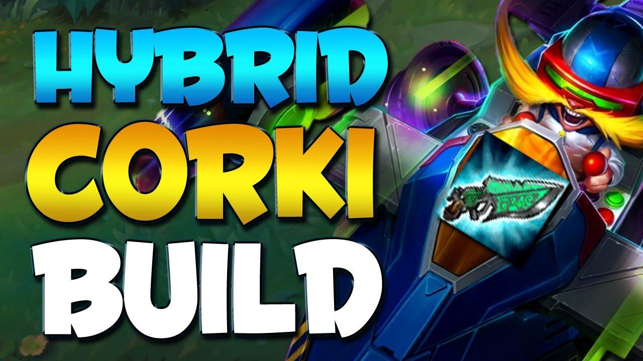 Corki Mid Build