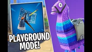 Fortnite Playground LTM Gameplay tomorrow LIVE Xbox One | Join in Fortnite Battle Royale