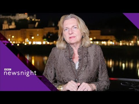 Austrian Foreign Minister on Brexit: \'It has to happen\' - BBC Newsnight