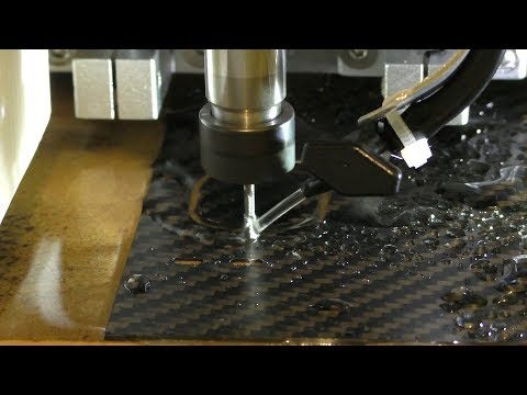 DIY mini CNC machine part 14 (carbon fiber)