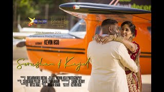 Serushan + Kajal | Cinematic Tamil Wedding | 30.11.2019 | MTSS Durban (Kevin Hsu Photography)