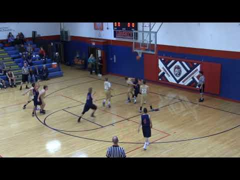 Liberty Basketball Highlights Morgantown Christian Academy 11-25-17