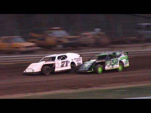 UEMS E-Mod Heat One | Mercer Raceway Park | 3-25-17