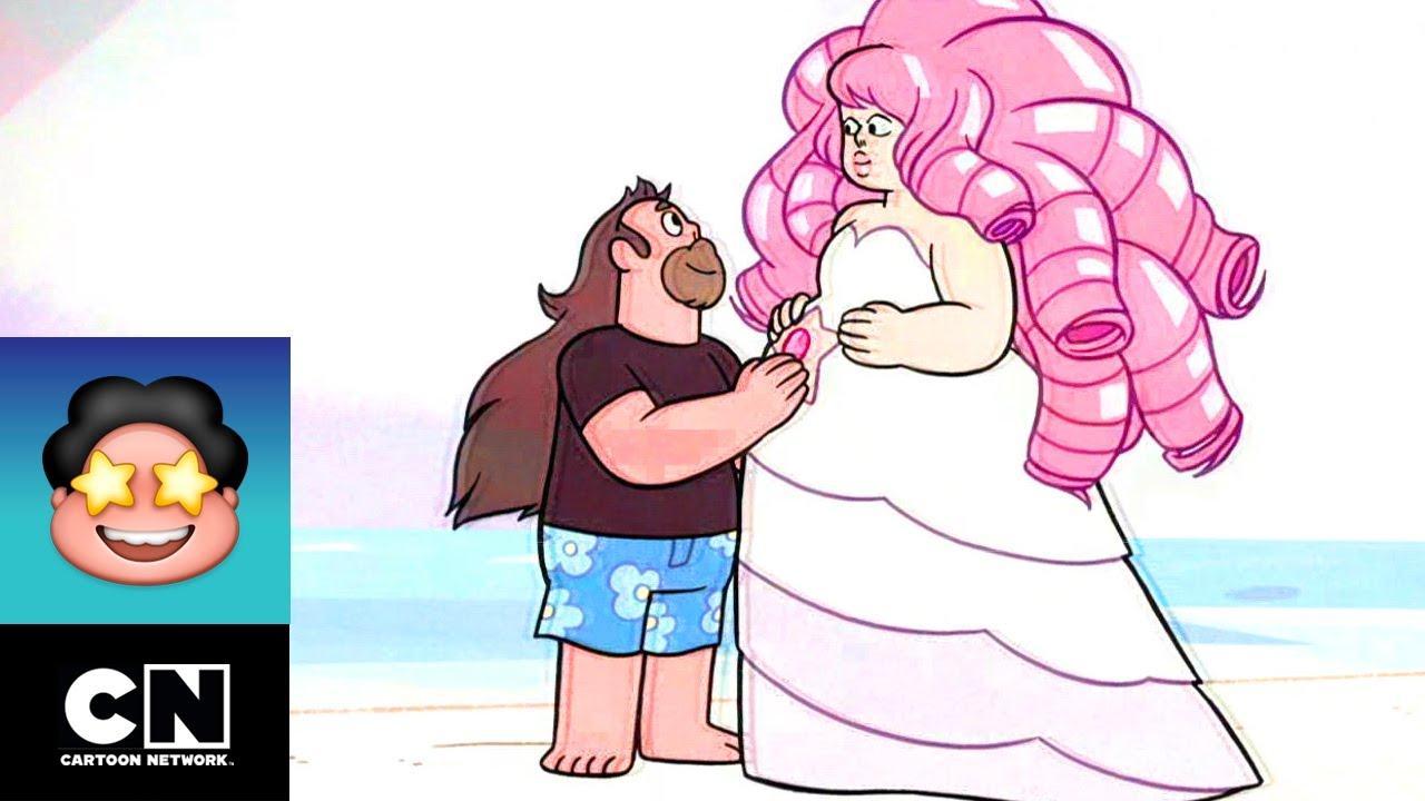 La Historia de Rose y Greg (Parte 2) | Steven Universe | Cartoon Network