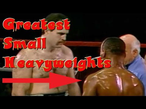 Greatest Small Heavyweights: Boxing