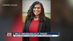 Nine arrested for smuggling K-2 into Polk County jail