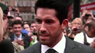 Scott Adkins at London Premiere of Expendables 2 (2012)