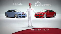 'Stolen Cars' Commercial  21st Century Auto Insurance  Same Great Coverage For Less