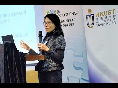 Post-COP23 HK Forum | Ms. Andrea Leung