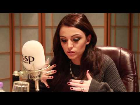 Cher Lloyd never has time to speak to One Direction