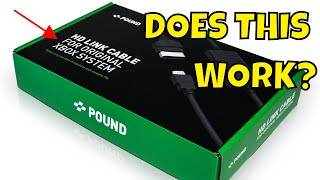 Does This HD Cable for OG Xbox Work? 2017 Video
