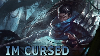 PROKLET SAM!!! - League of Legends - Yasuo Gameplay (Srpski)
