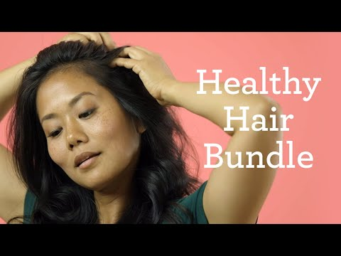 How to Get Healthy Hair [Ayurvedic Herbal Products]