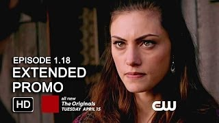 The Originals 1x18 Extended Promo - The Big Uneasy [HD]