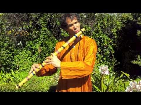 Yoga Music -Music for Yoga, Healing and Meditation w John Wubbenhorst on bansuri