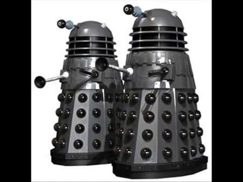 DALEK Exterminate Remix - YouTube