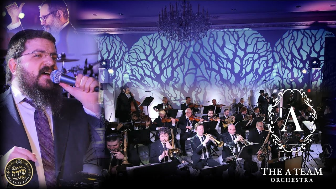 Yossi Green English Medley - Feat. Benny Friedman, The Shira Choir & The A Team