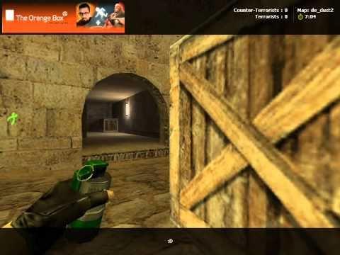 Tactic grenades in CS 1.6
