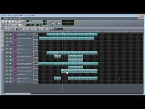 Linux Multi Media Studio(LMMS): Ballade