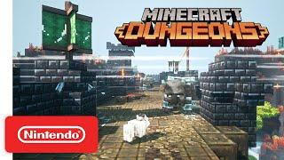Minecraft Dungeons: Howling Peaks DLC - Nintendo Switch