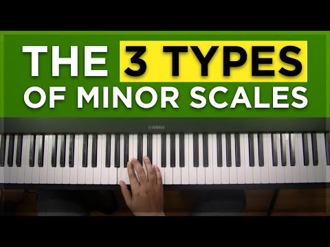 #9: The Minor Scales