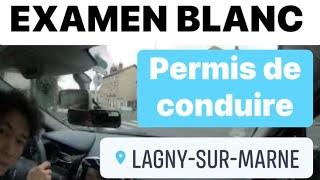 Baixar Lagny-sur-Marne Examen Blanc Parcours Permis de conduire 2019