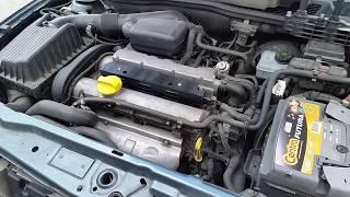 Jak Wymienić Cewkę Zapłonową? Opel Astra G II Vauxhall  x16xel