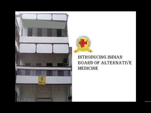 Indian board of alternative medicine registration