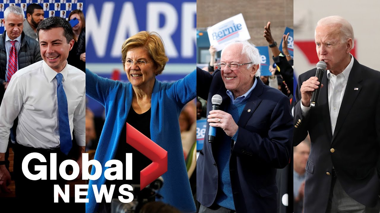 2020 Iowa Democratic Caucuses: Iowa Democratic Party accepts ...