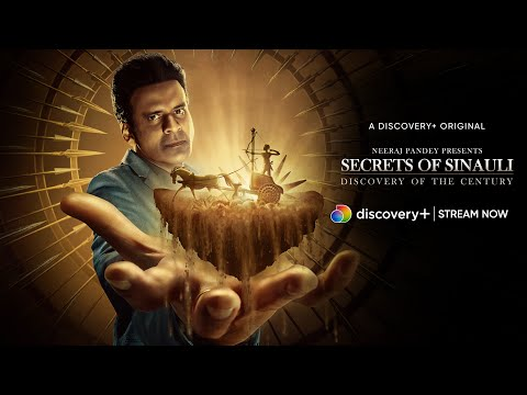 Secrets Of Sinauli: Discovery Of The Century   Trailer   discovery+ app   Stream Now