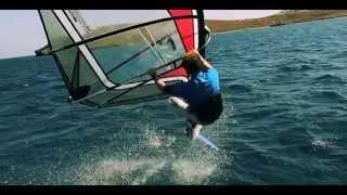 Windsurfing- The Chop Hop (Jumping)