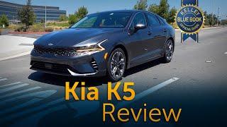 2021 Kia K5 | Review & Road Test