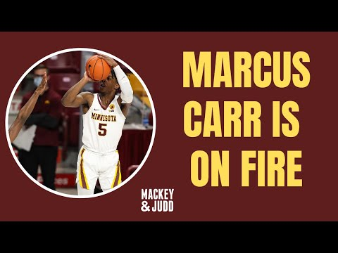 Gophers Basketball: Marcus Carr is on fire to start 2020-21 season