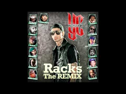 YC Feat. Various Artists - Racks Remix (Lyrics + Download Link)