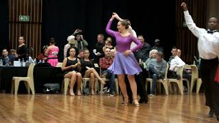 Dancing and Stuff: Ballroom VLOG EP #21 SADTA 2018 Winter Festival Competition