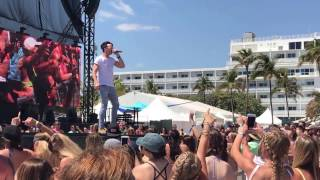 Russell Dickerson - Yours (Live) // Tortuga Music Festival 2017 Video