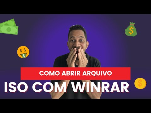 como abrir arquivo iso no windows xp