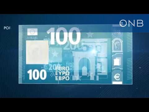 Die neue 100- und 200-Euro-Banknote
