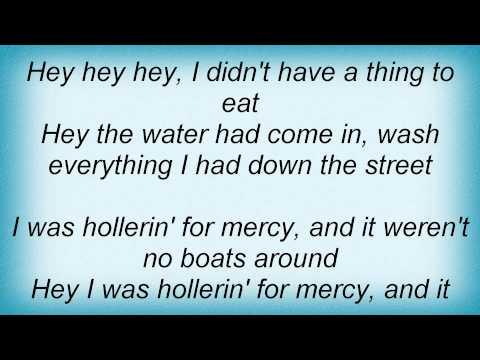 Big Bill Broonzy - Southern Flood Blues Lyrics_1