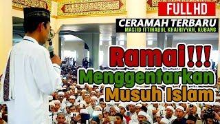 Ceramah Ustadz Abdul Somad Lc, MA Terbaru, Masjid Ittihadul Khairiyyah, Kubang - Stafaband
