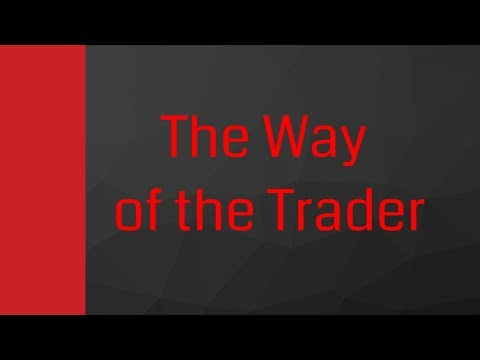 The Way of the Trader with Sensei Kevlar November Dojo: Business Intelligence + Automated Execution