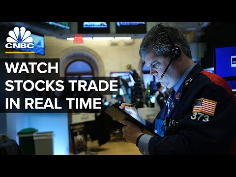 Watch Stocks Trade In Real Time – 3/11/2020