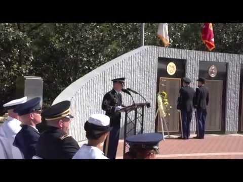 EOD Memorial Ceremony 2015 Original Live Stream