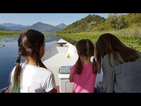 Катание на лодке по Скадарскому Озеру - незабываемые впечатления!