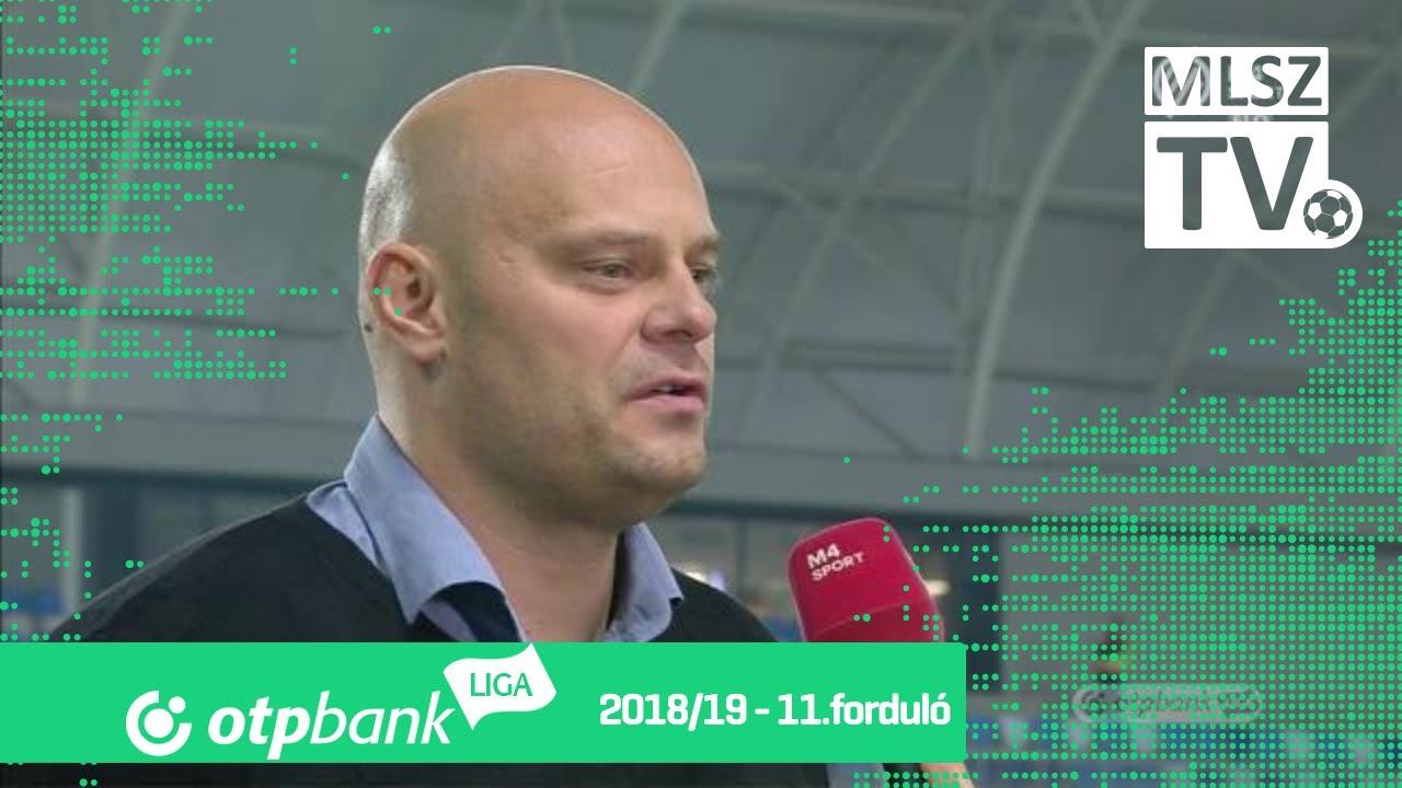 Edzői értékelések az MTK Budapest  - Budapest Honvéd mérkőzésen