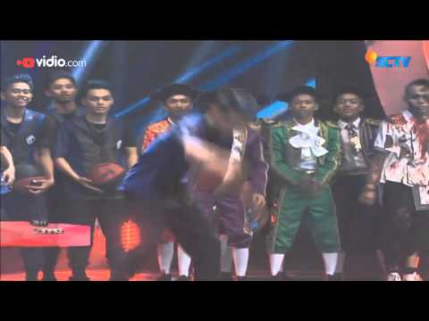 Battle Dance 10 Besar The Dance Icon 2