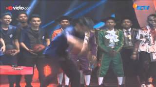 Battle Dance 10 Besar The Dance Icon 2